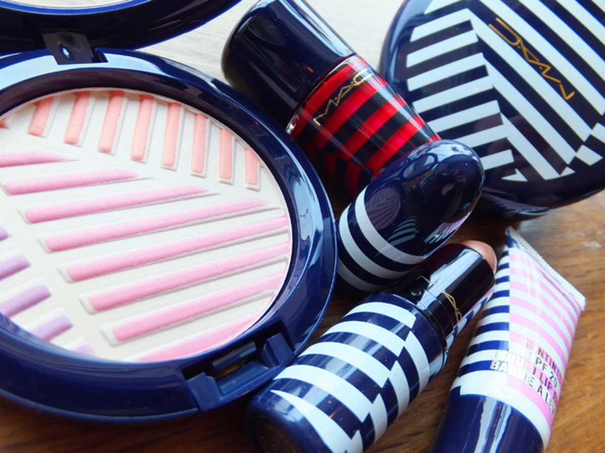 MAC Hey Sailor summer collection 2012