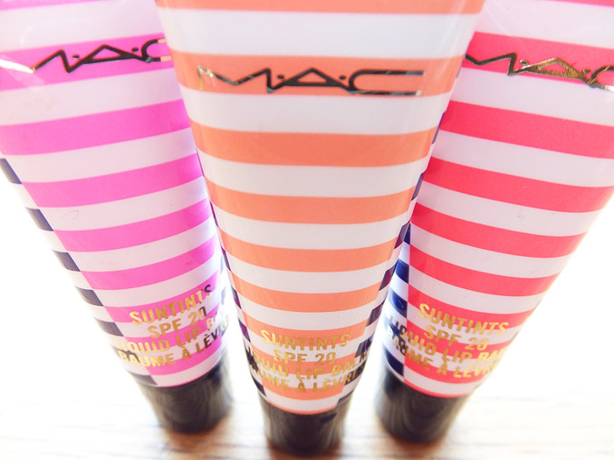 MAC Hey Sailor Suntints SPF 20 Liquid Lip Balm