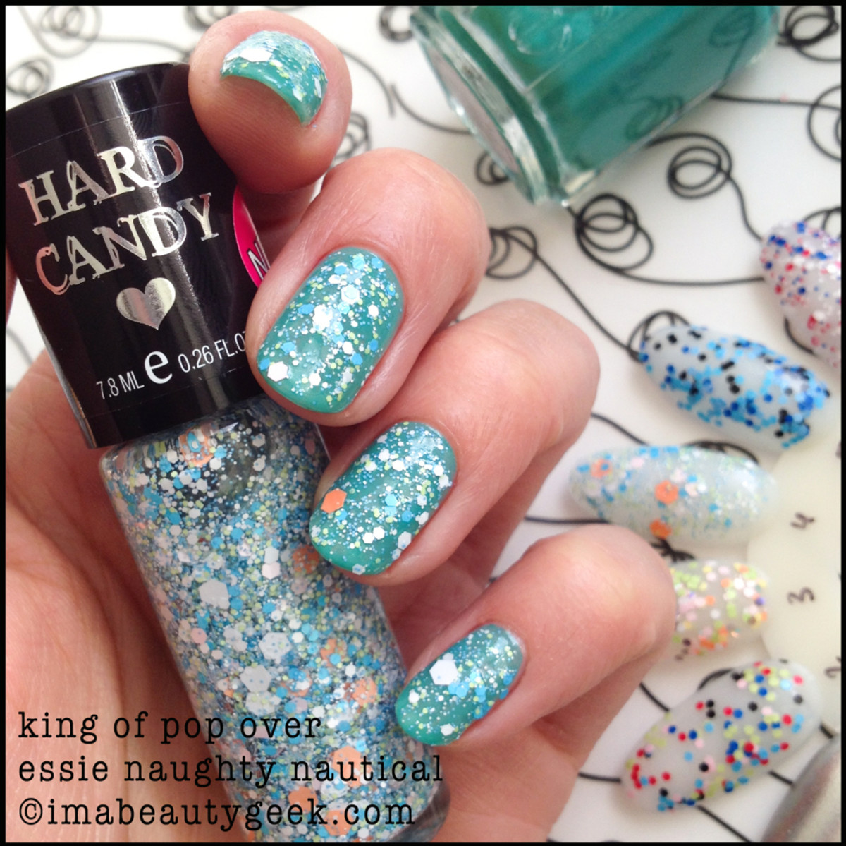 Hard Candy King of Pop_Hard Candy Polish Spring 2014