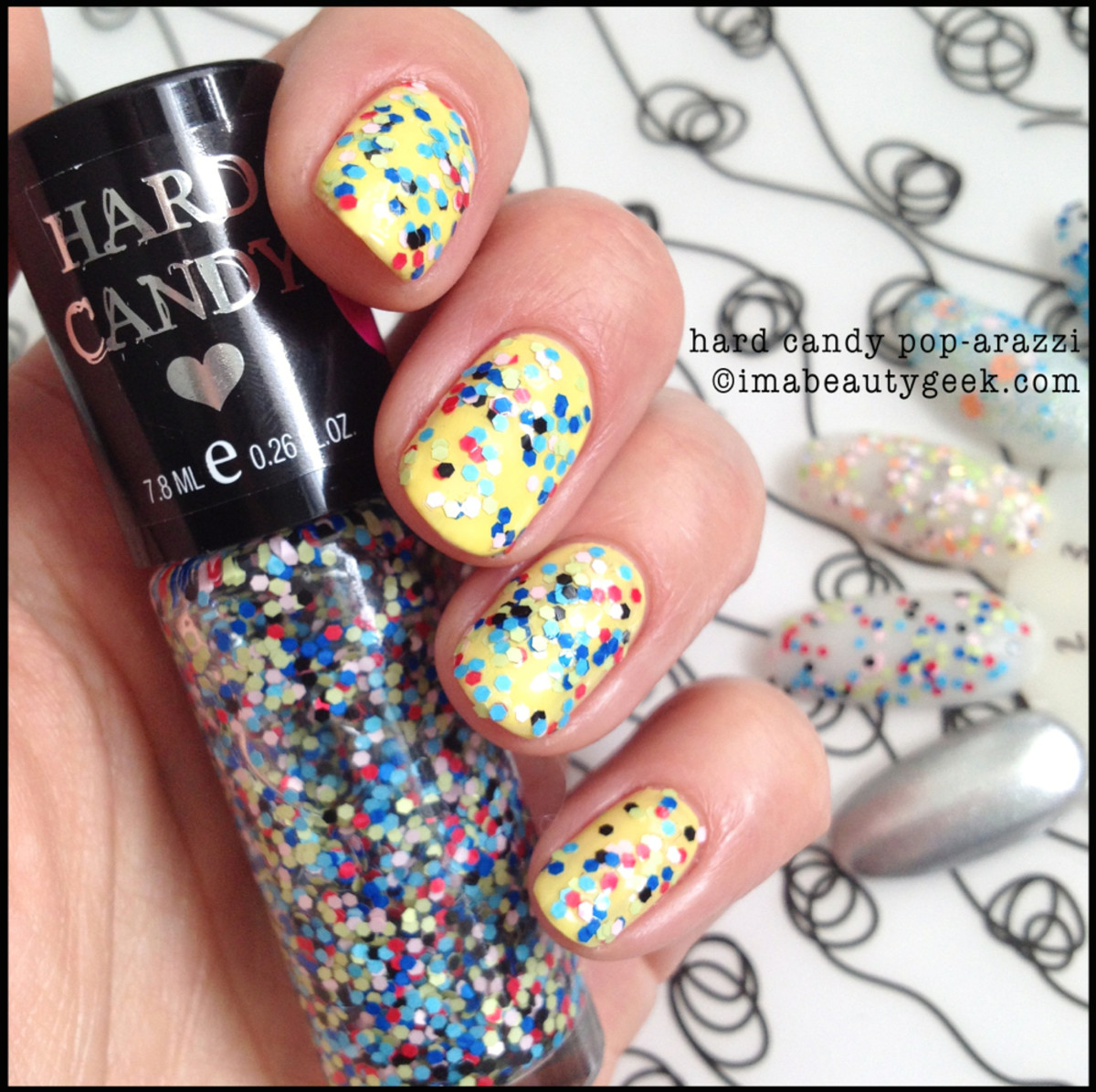 Hard Candy Pop-Arazzi_Hard Candy Polish Spring 2014