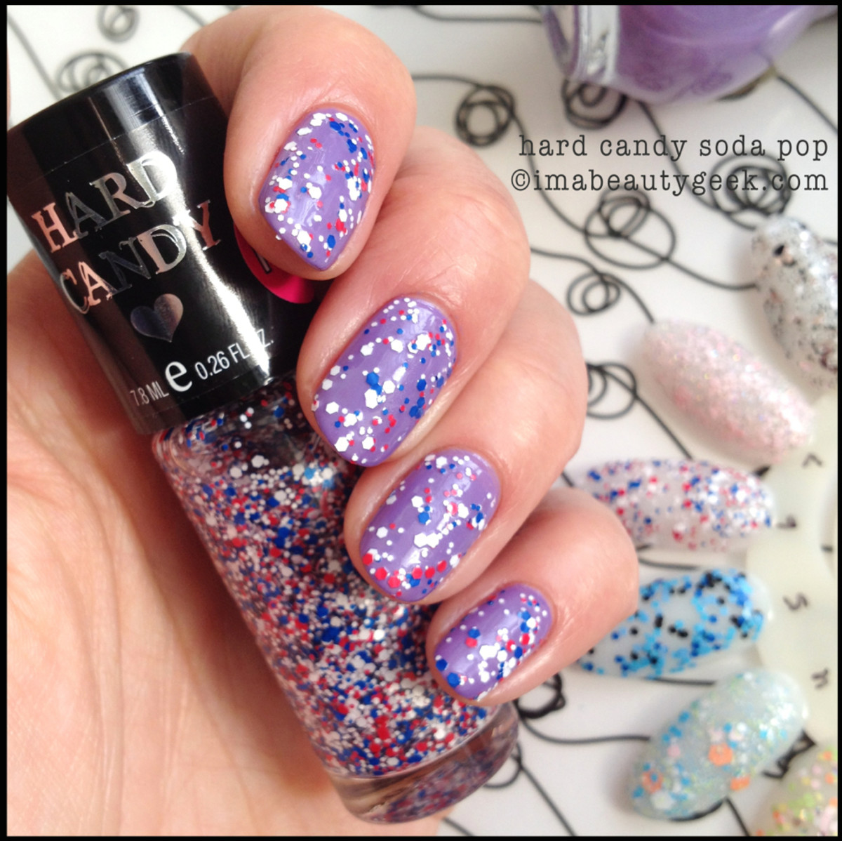 Hard Candy Soda Pop_Hard Candy Polish Spring 2014