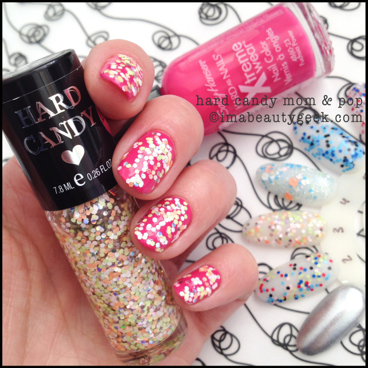 Hard Candy Mom & Pop_Hard Candy Polish Spring 2014
