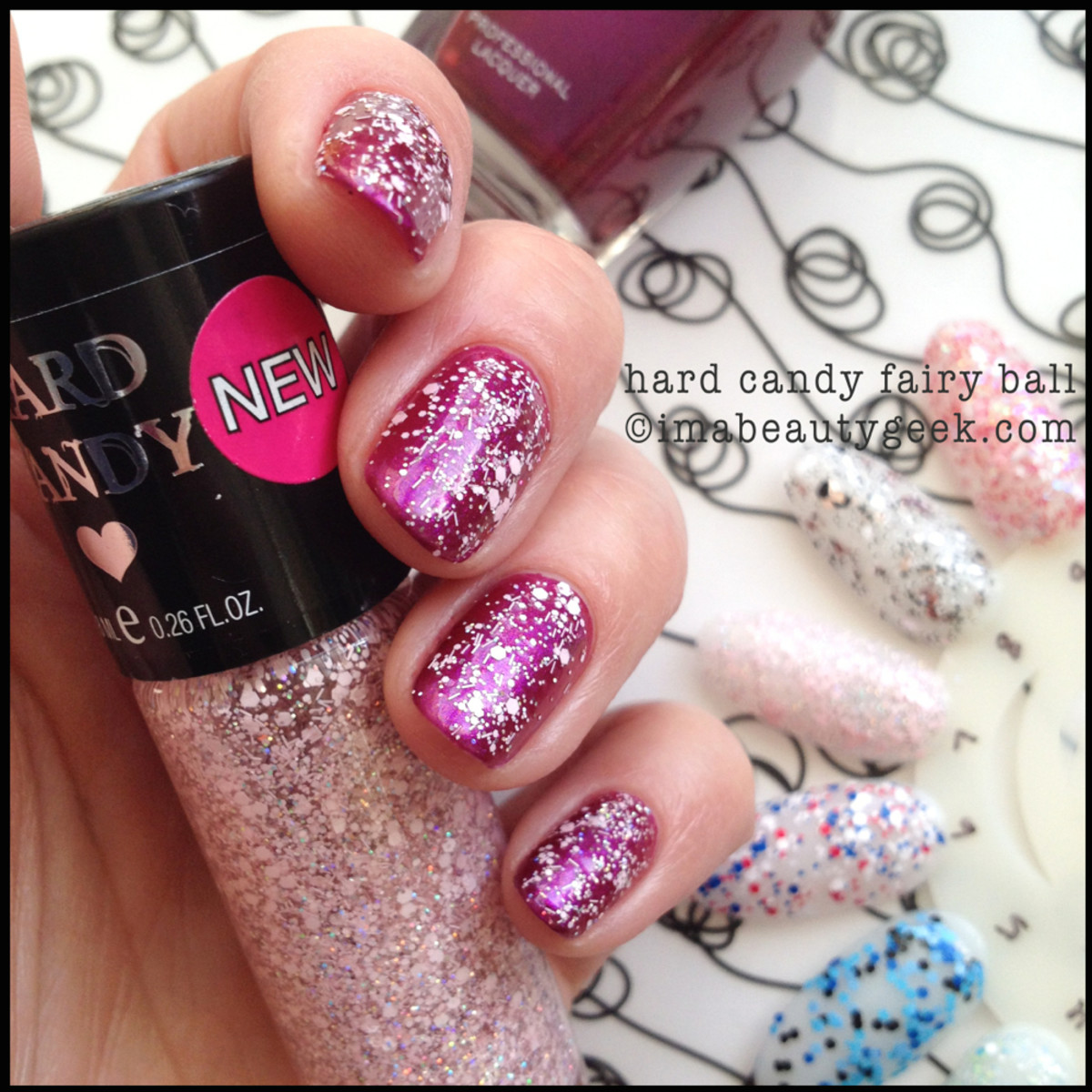 Hard Candy Fairy Ball_Hard Candy Polish Spring 2014
