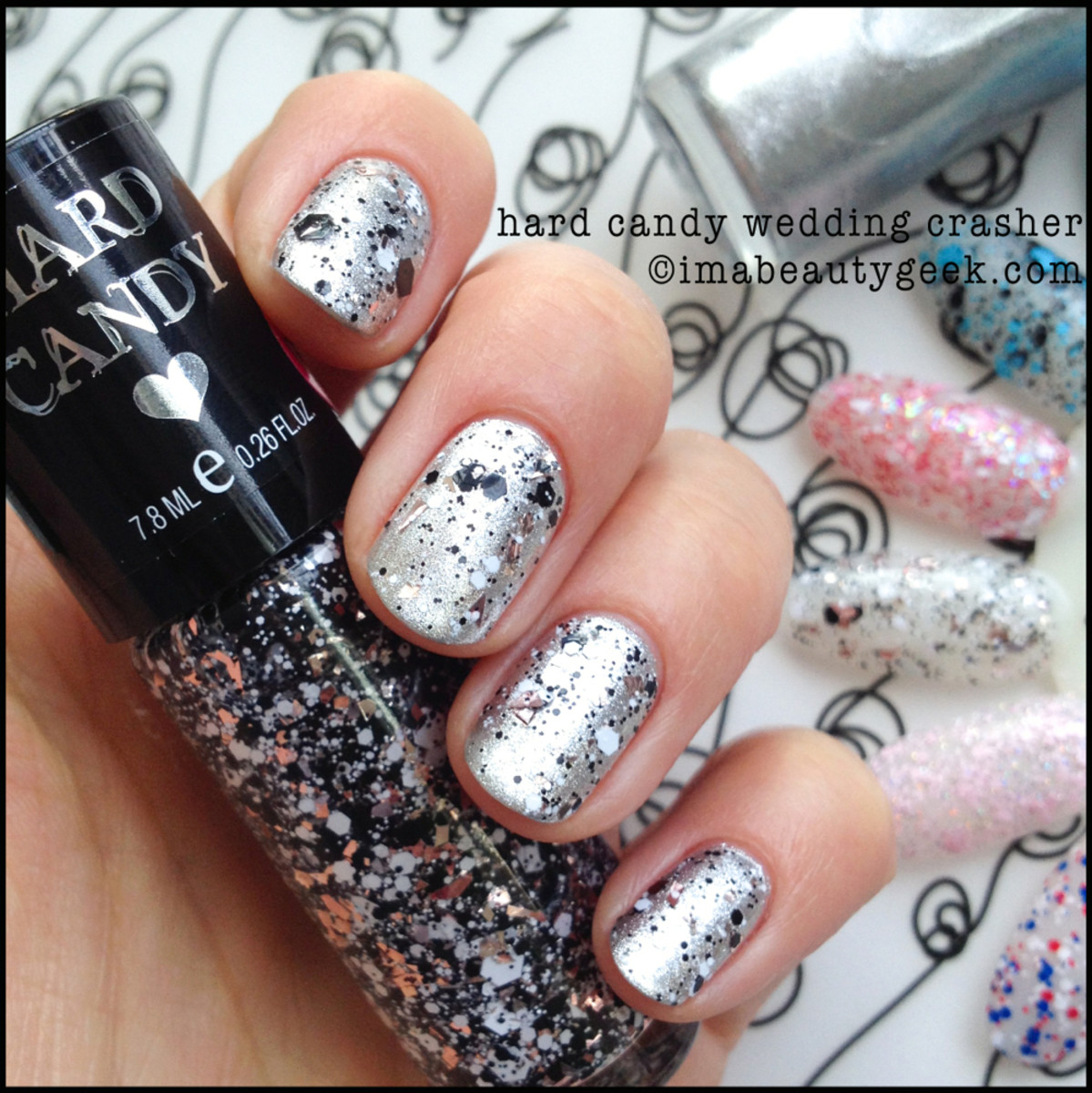 Hard Candy Wedding Crasher_Hard Candy Polish Spring 2014