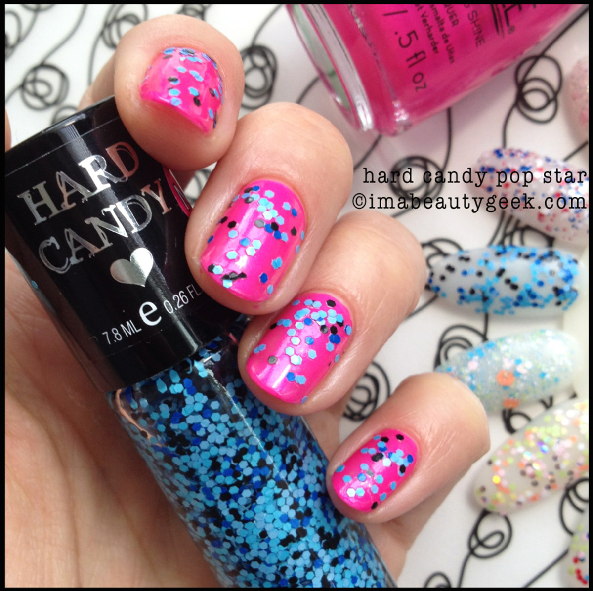 Hard Candy Pop Star_Hard Candy Polish Spring 2014