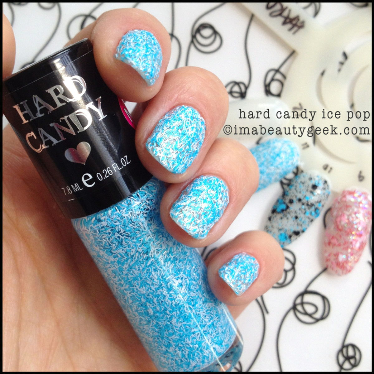 Hard Candy Ice Pop_Hard Candy Polish Spring 2014