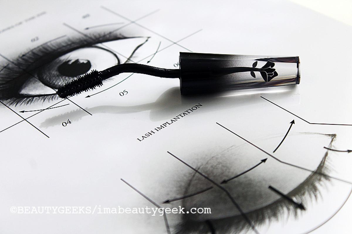 Lancome Grandiose mascara_lash drawings