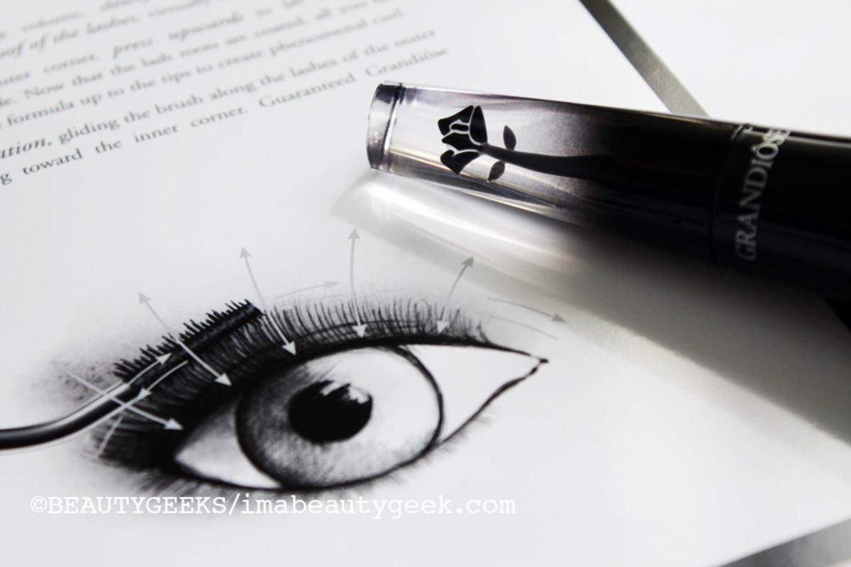 Lancome Grandiose mascara_eye diagram
