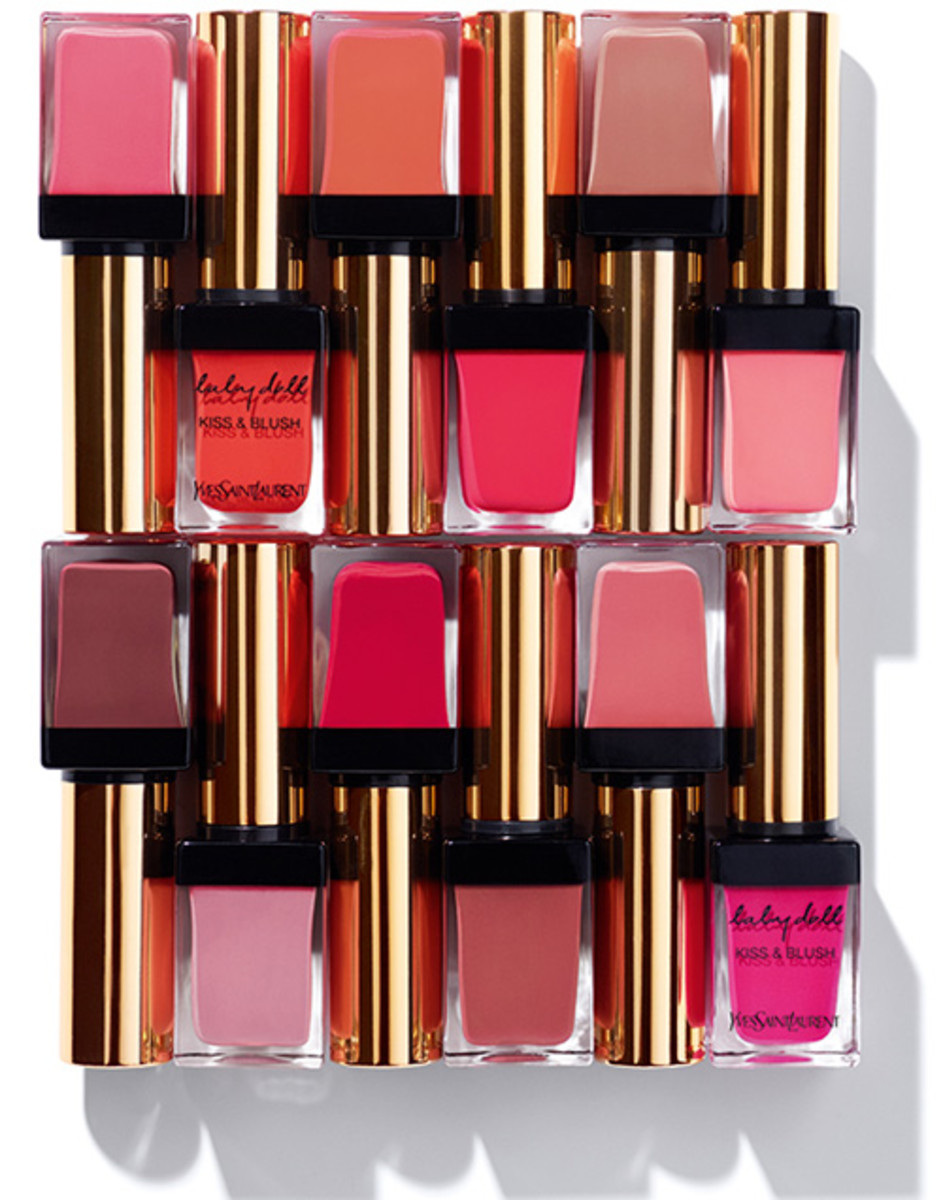 YSL-Baby Doll-Kiss-and-Blush-2014_YSL Babydoll