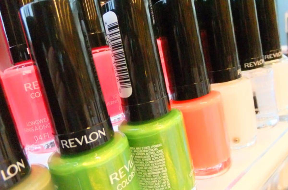 Revlon ColorStay Longwear Nail Enamel_UV sensitive