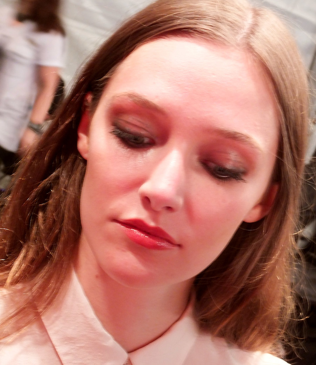 sexy grunge girl eyes_Beaufille_World Mastercard Fashion Week_Maybelline