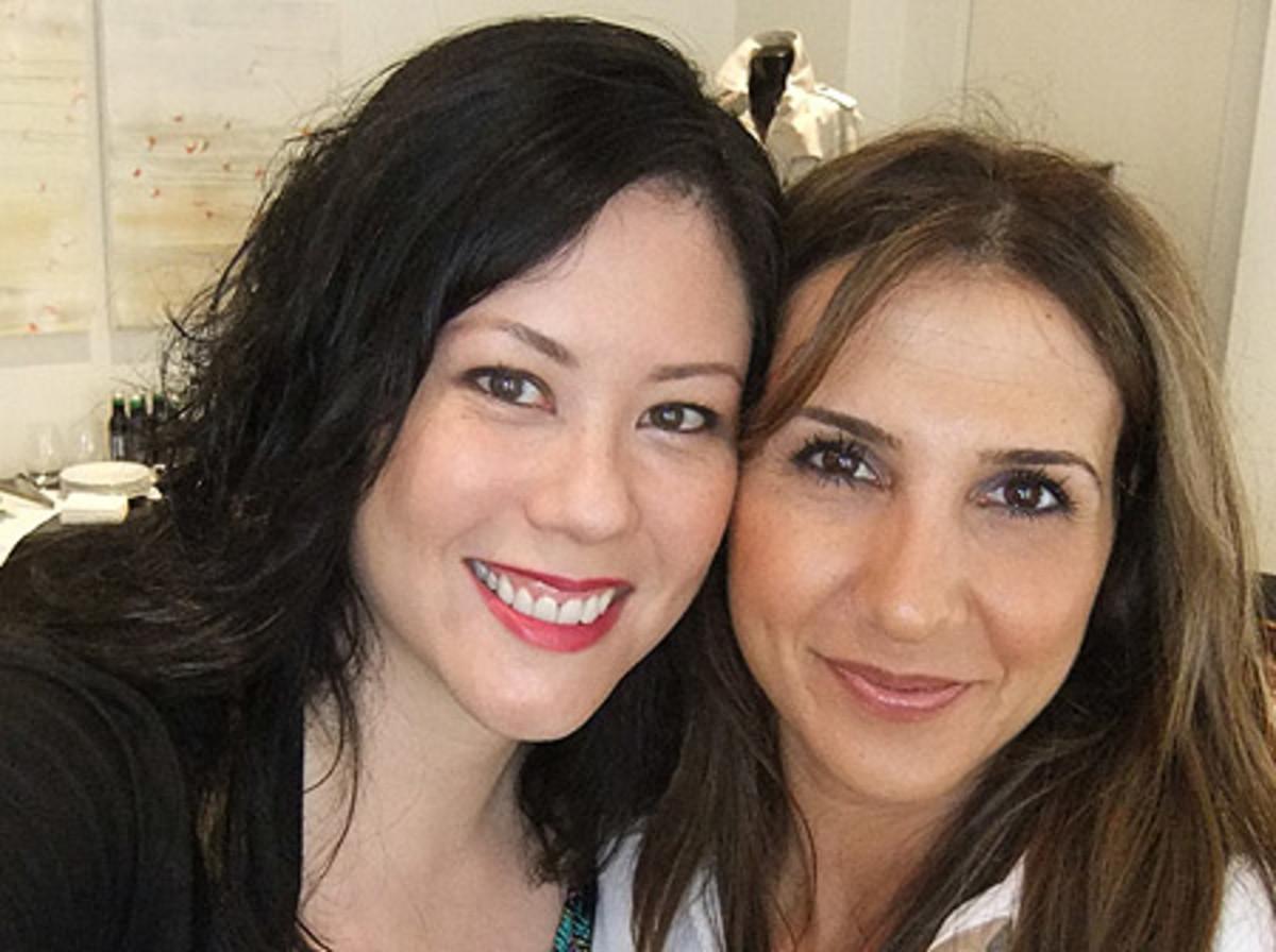Janine Falcon and Sophia Perri