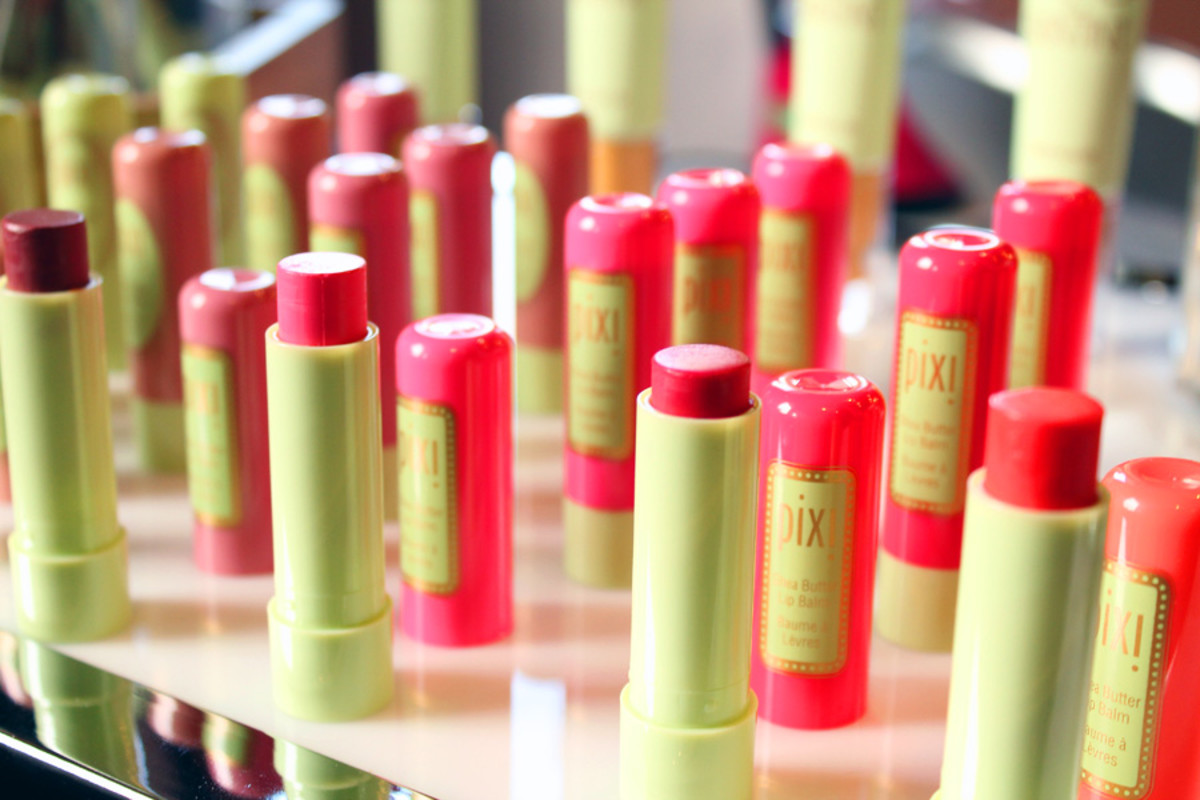 Pixi Spring 2014_Pixi Shea Butter Lip Balm_Target preview