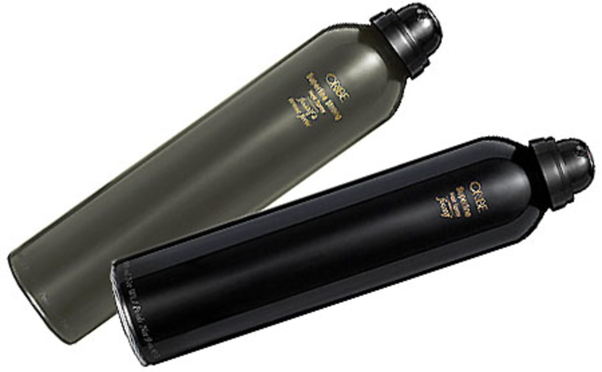 Oribe Superfine Hairspray and Superfine Strong Hairspray