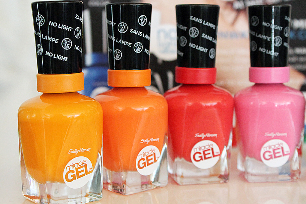 Sally Hansen Miracle Gel_partial Runway Shock Collection