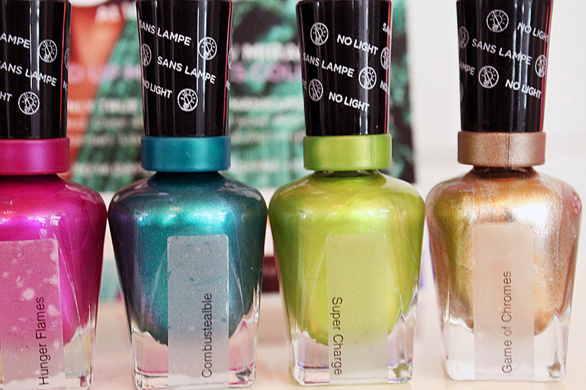 Sally Hansen Miracle Gel_Combustealble_Super Charge_Game of Chromes