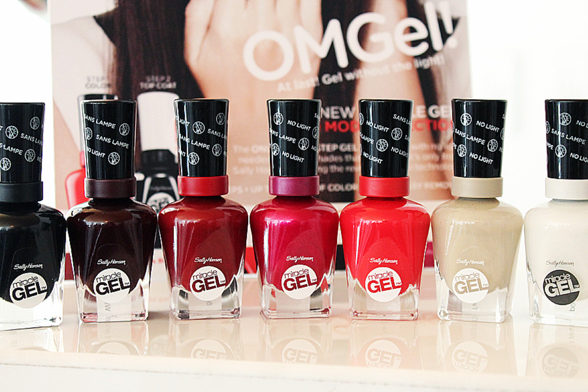 Sally Hansen Miracle Gel_Mad Mod Collection