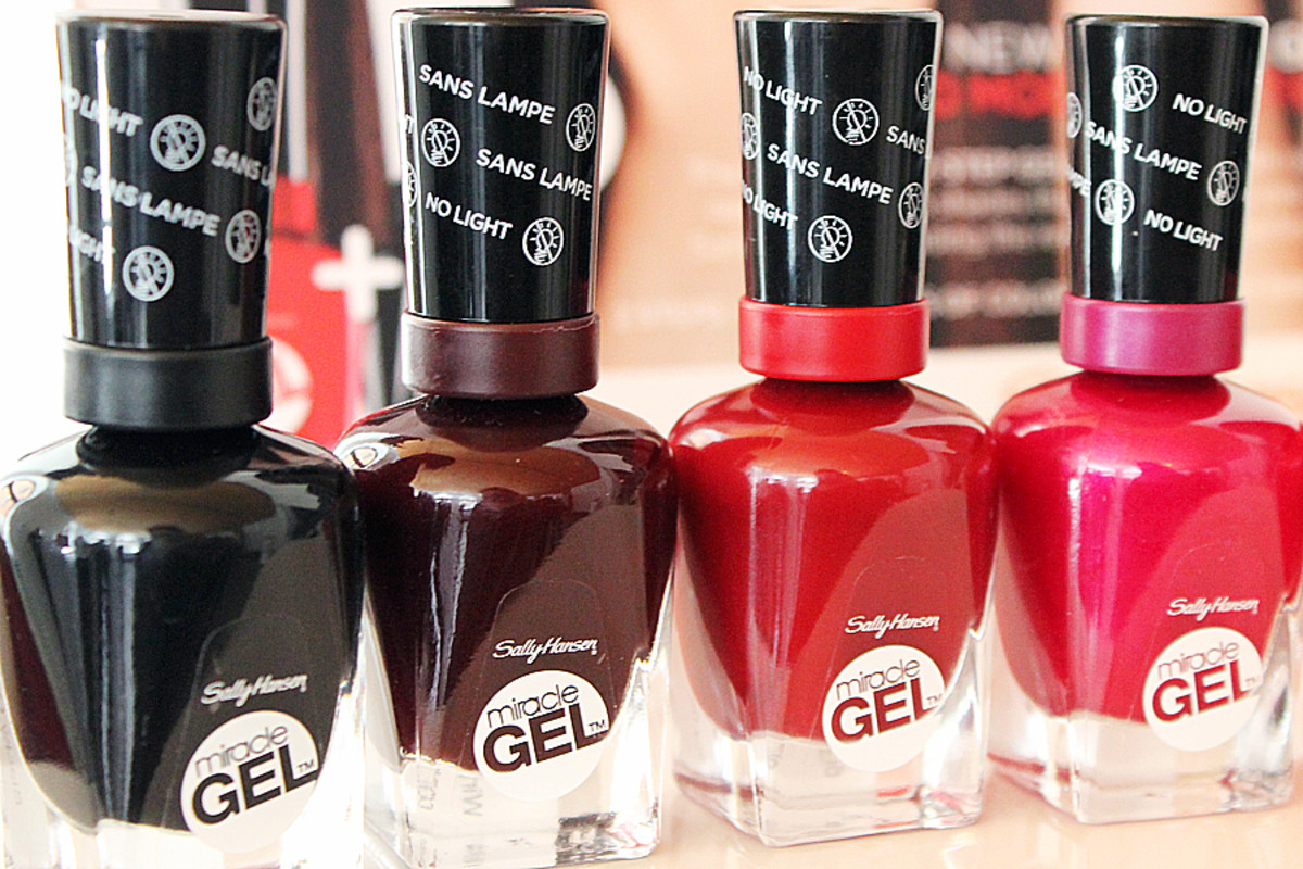 Sally Hansen Miracle Gel_Mad Mod Collection partial