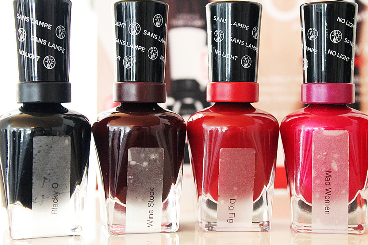 Sally Hansen Miracle Gel_Blacky O_Wine Stock_Dig Fig_Mad Women