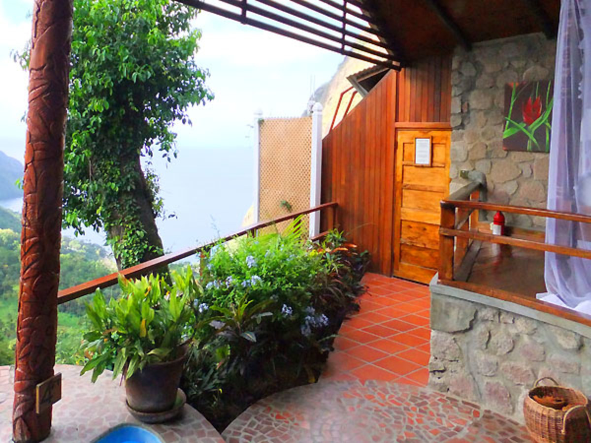 Ladera Resort_St. Lucia_Hummingbird Buffet