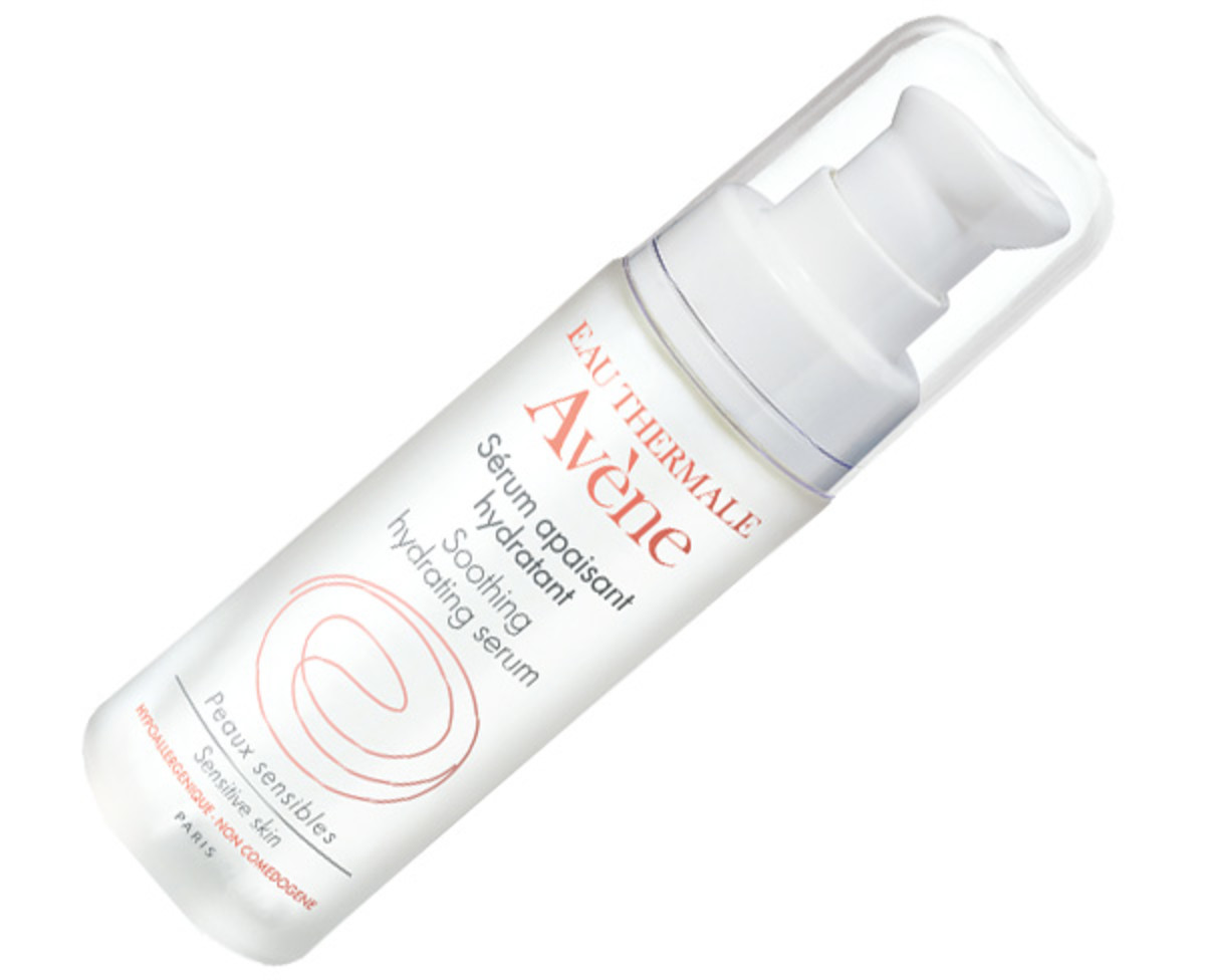 best hydrating serums_avene soothing hydrating serum