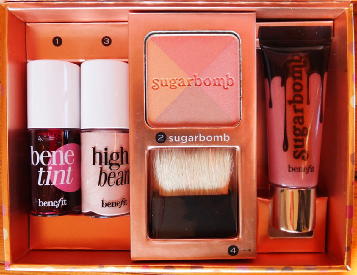 Benefit Lip & Cheek Kit in Sugarlicious