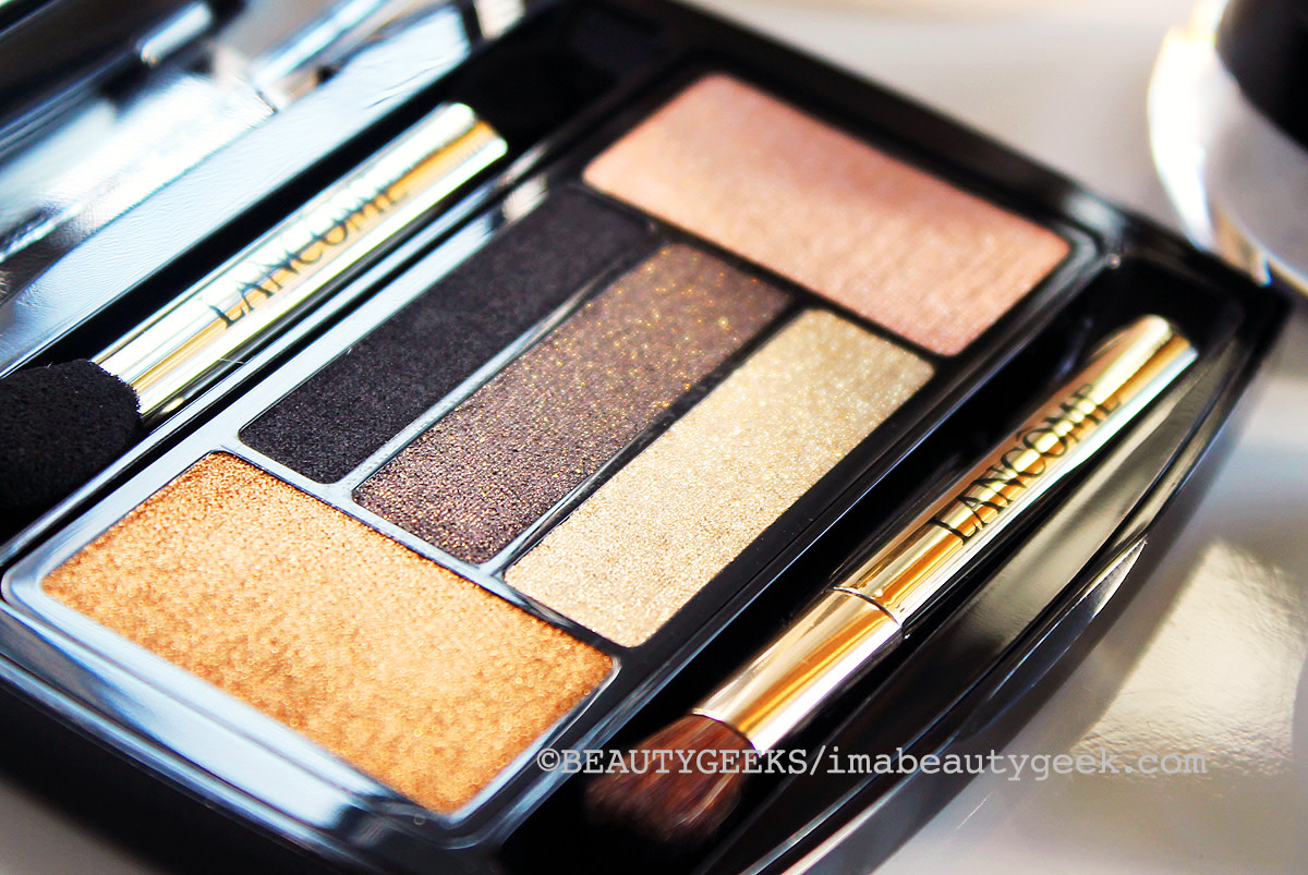 Lancome Holiday 2014_Lancome Drama Eyes Hypnose Palette in Parisian Lights