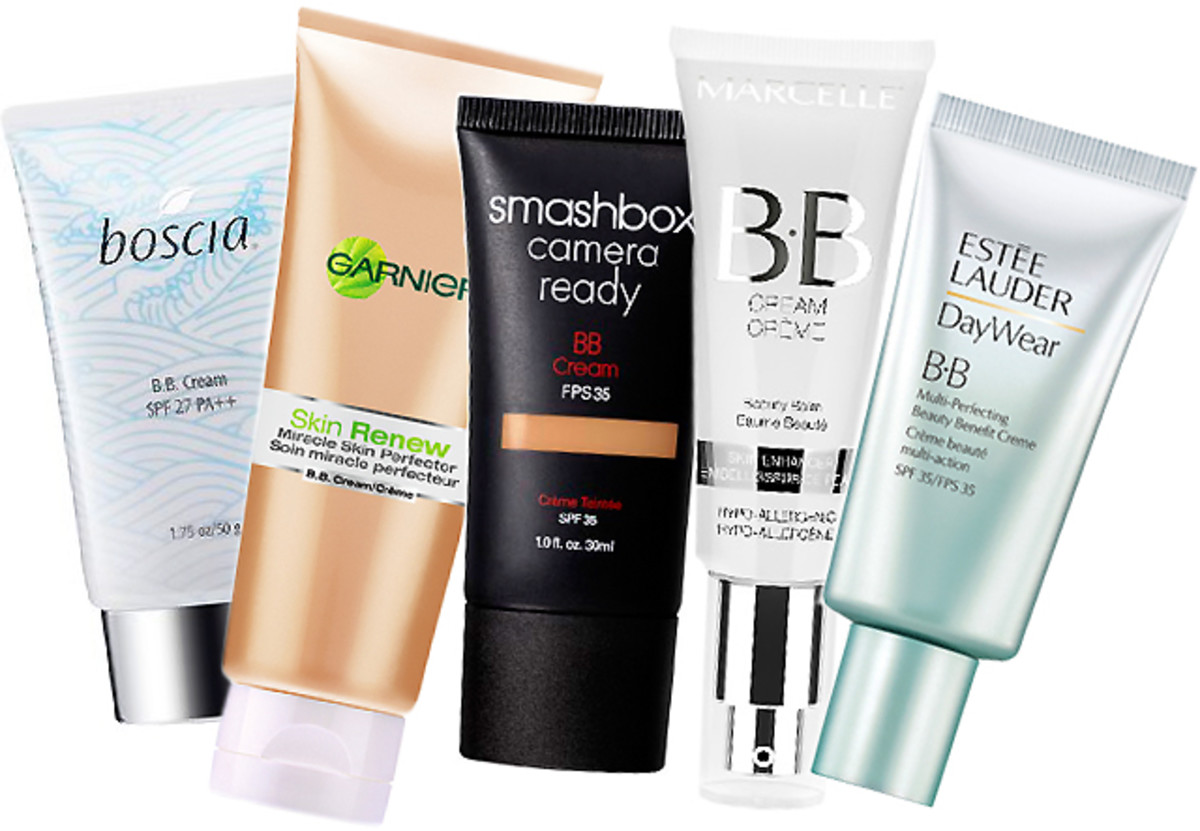 New BB Creams available in Canada