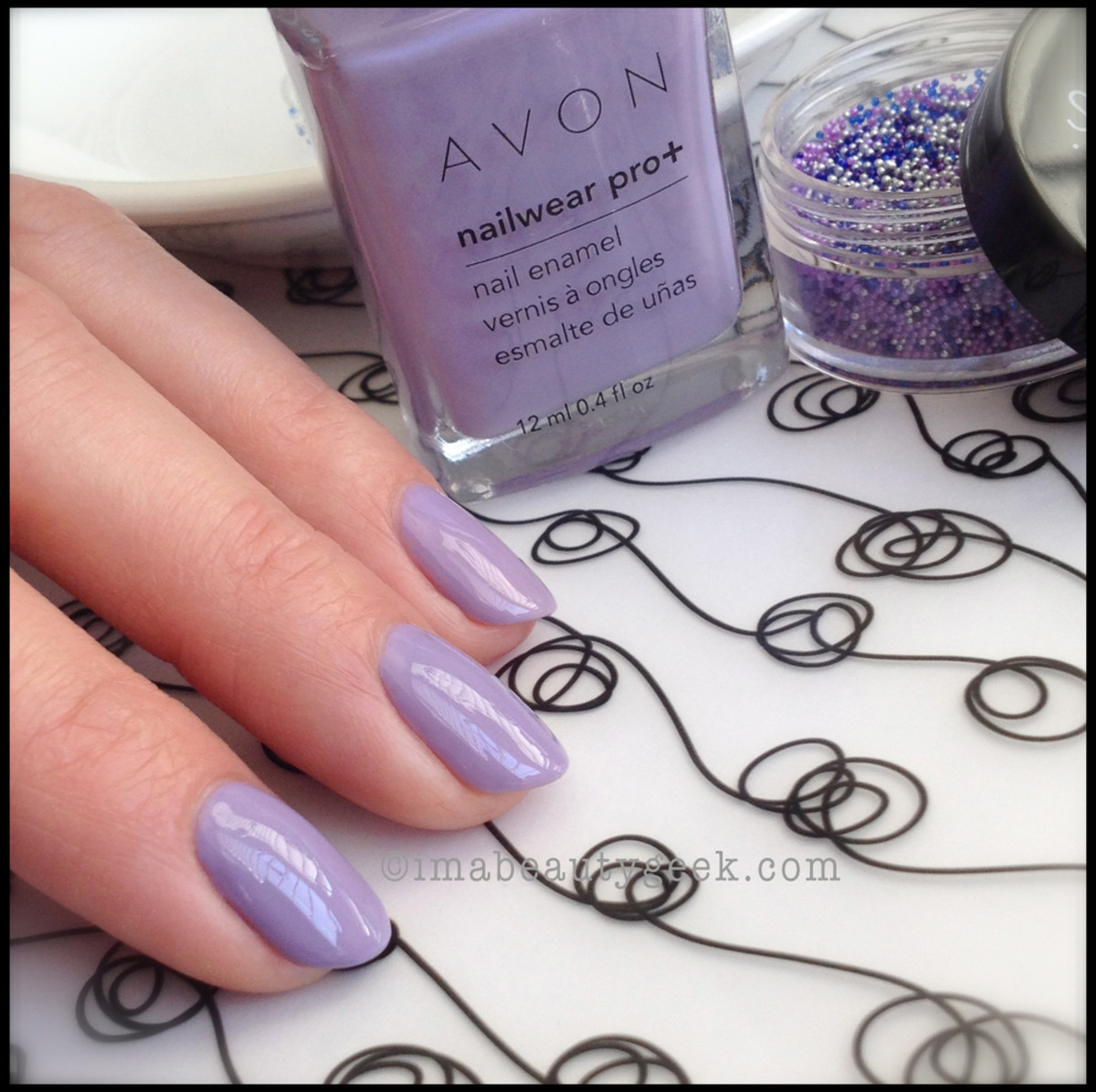 Avon Sprinkle Nails_2