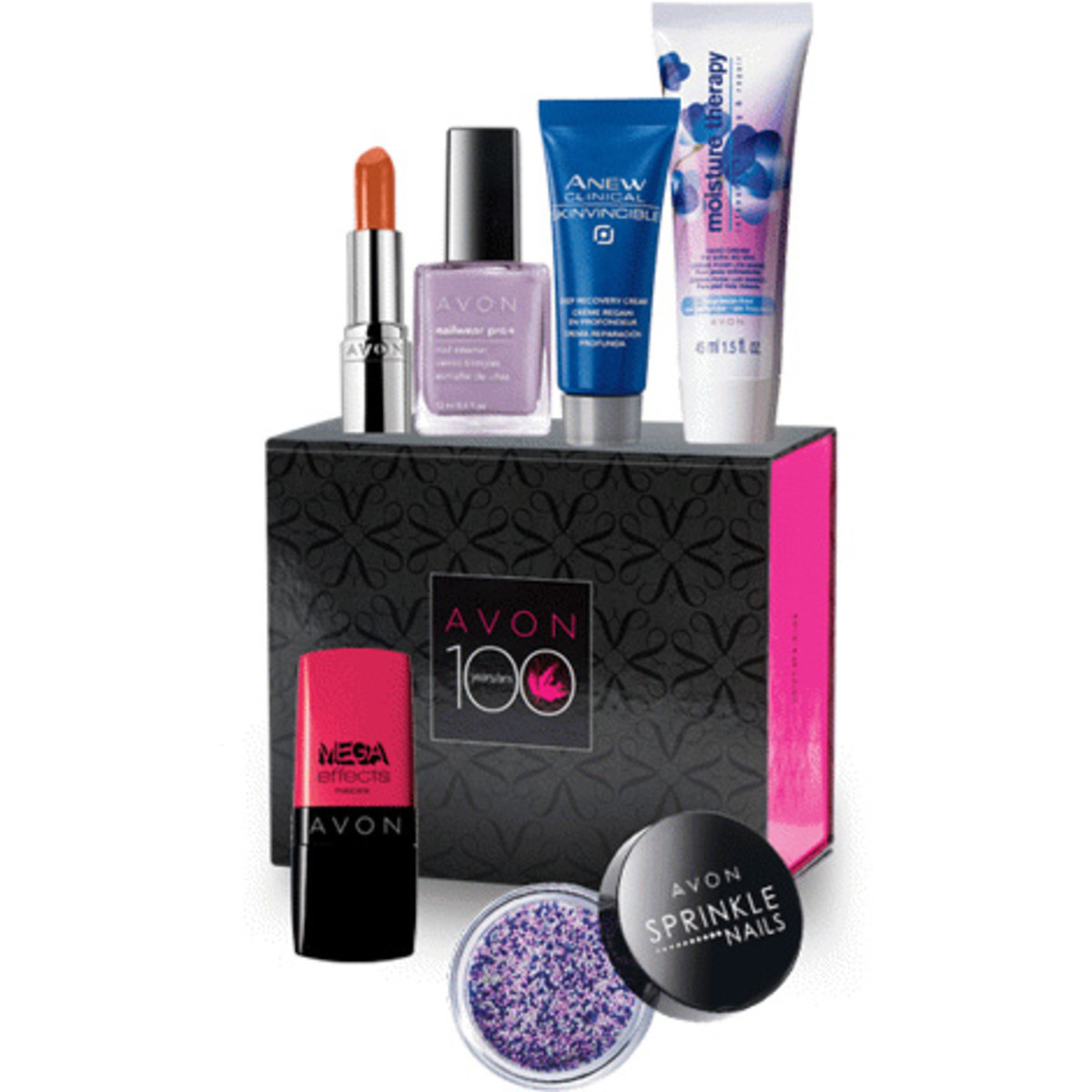 Avon Centennial Beauty Blogger Box
