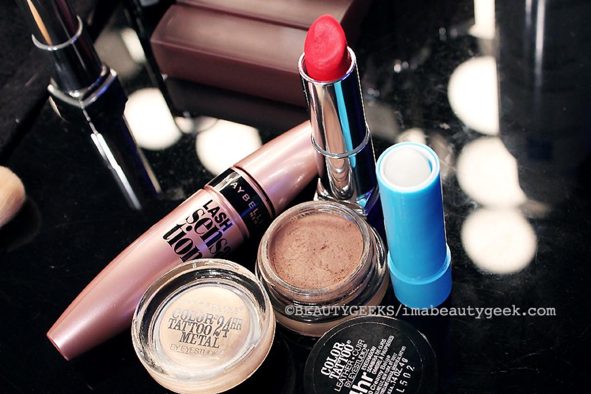 Maybelline Lash Sensational_Maybelline Matte lipstick_TargetCanada World Mastercard Fashion Week Toronto