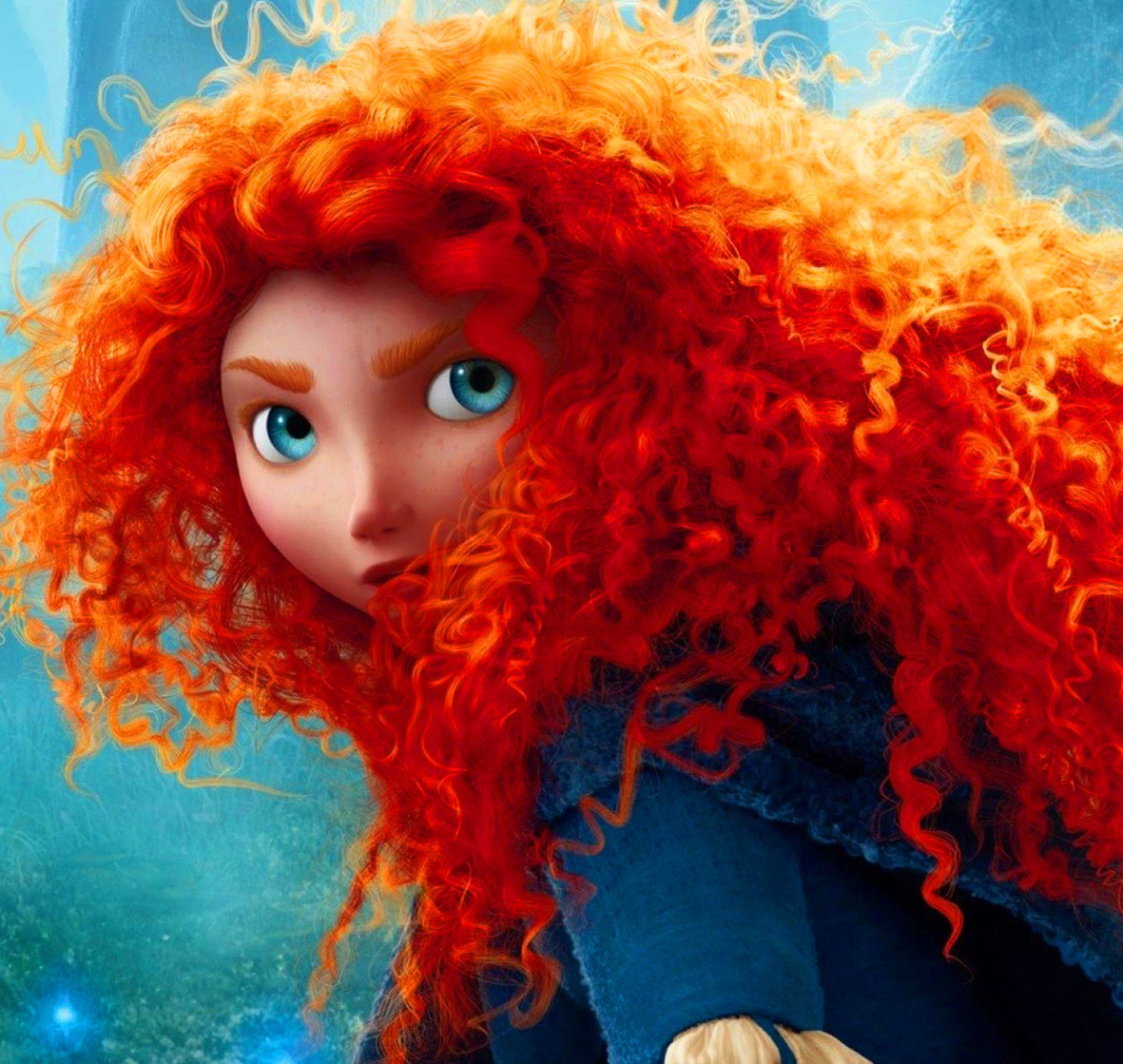 f is for flame buoyant how pixar made merida s brave hair misbehave