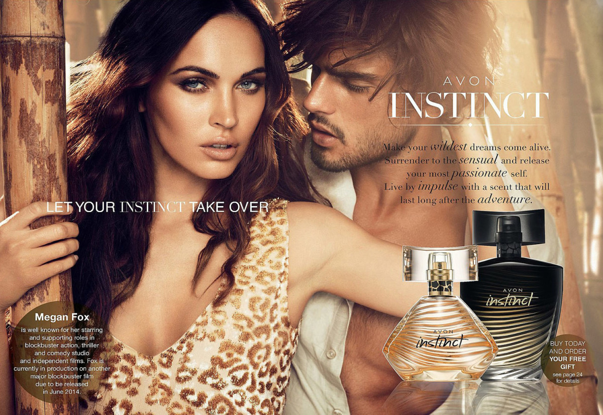 Megan Fox Avon Instinct_Marlon too