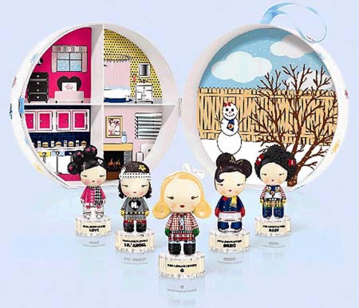Harajuku Lovers Holiday set