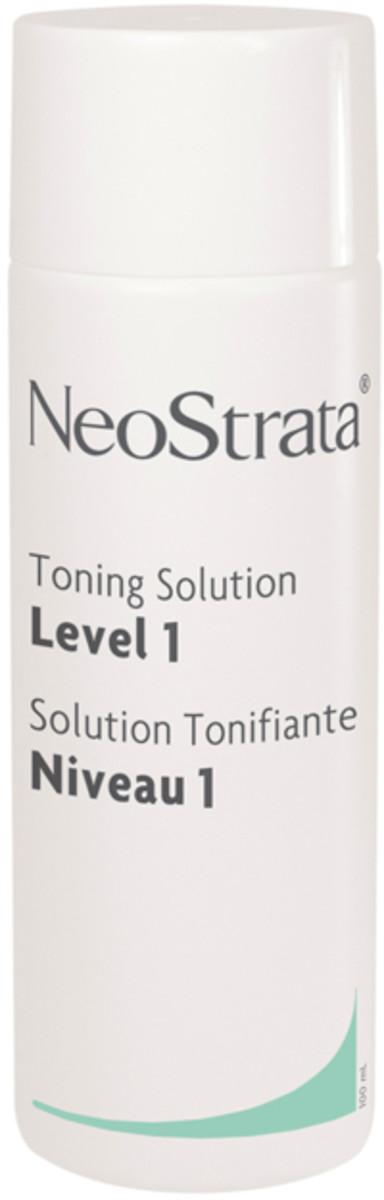 NeoStrata Level 1 Toning Solution_8% Glycolic Acid Toner