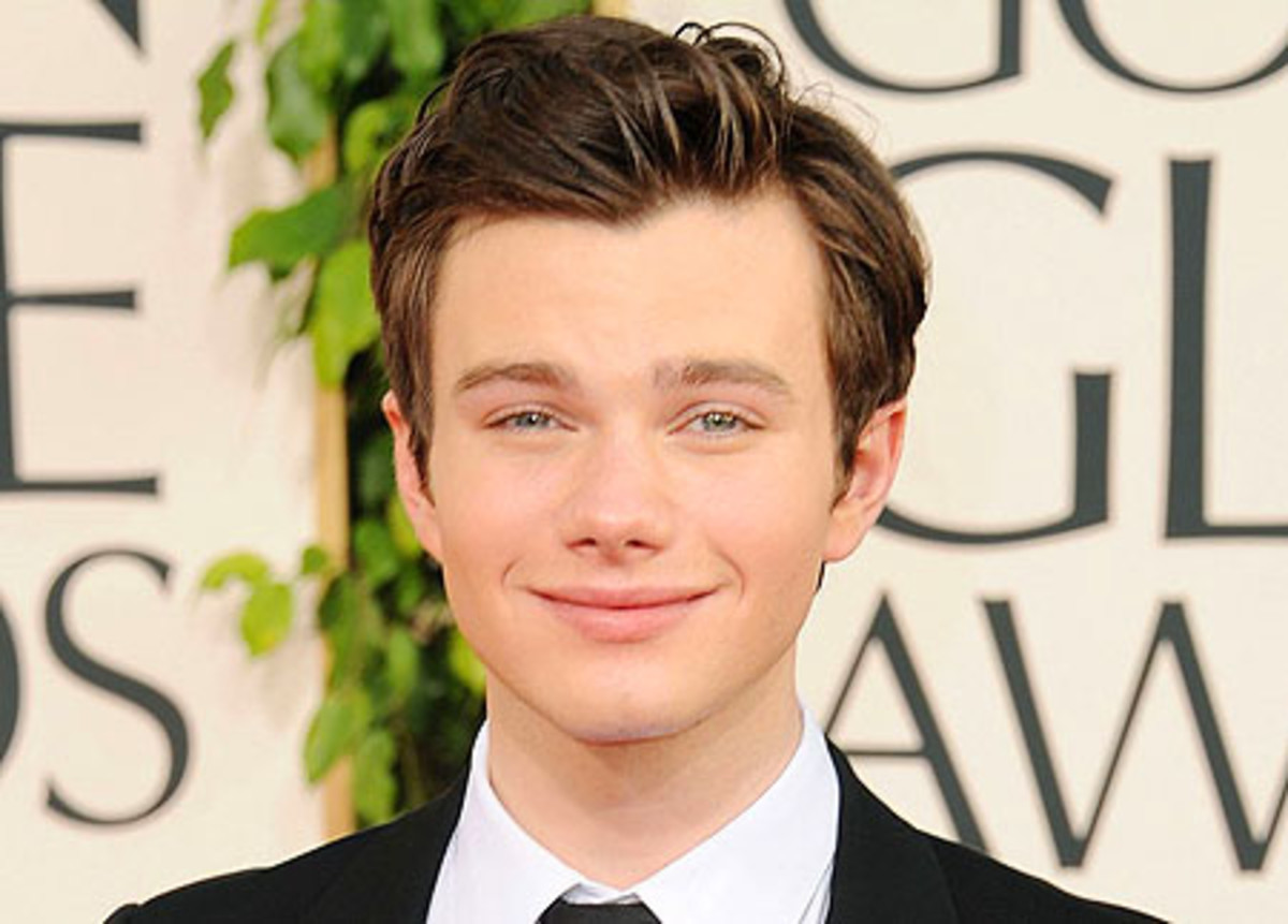 ChrisColfer_GoldenGlobes2011
