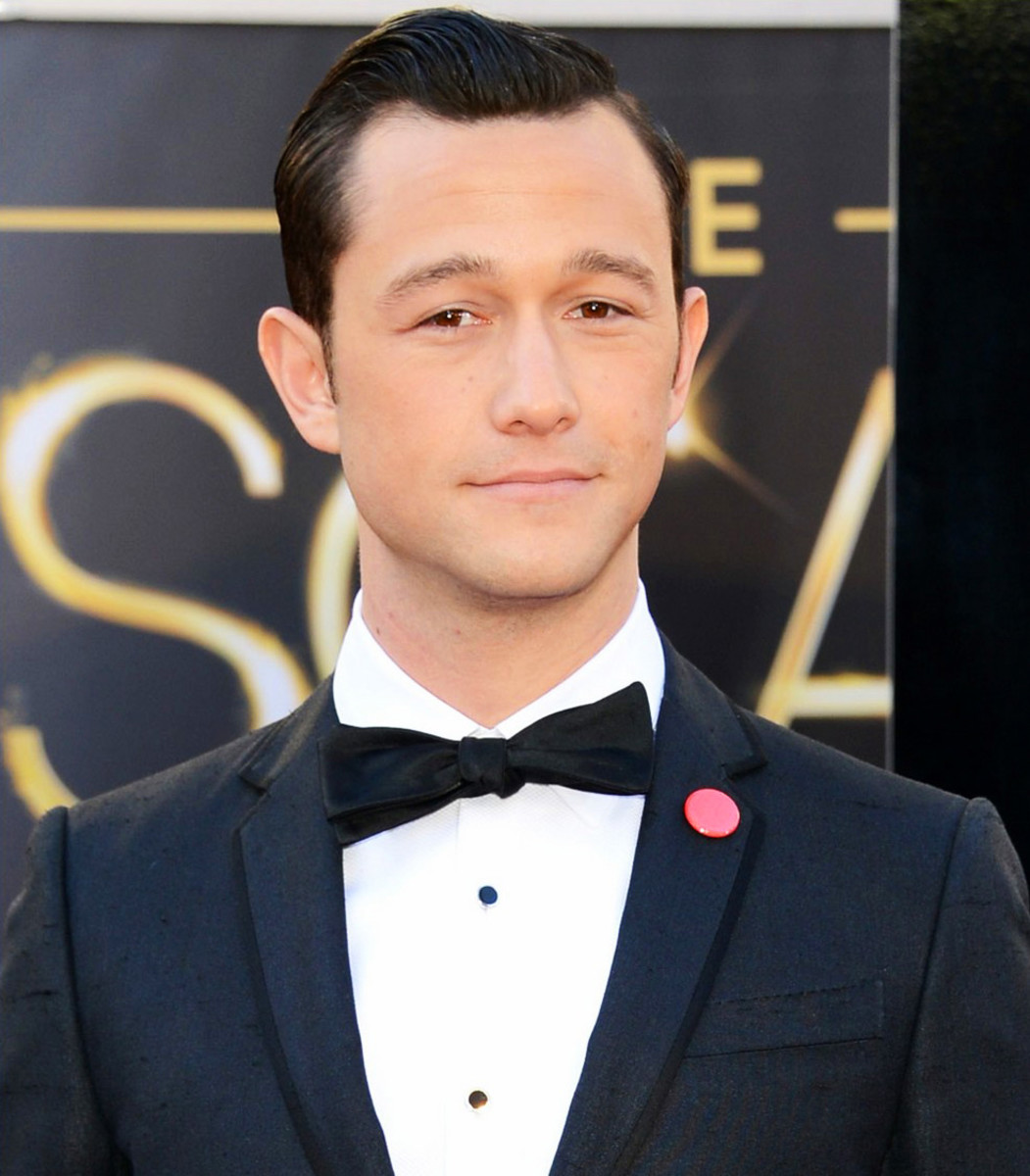 Joseph Gordon-Levitt_Oscars 2013_red carpet