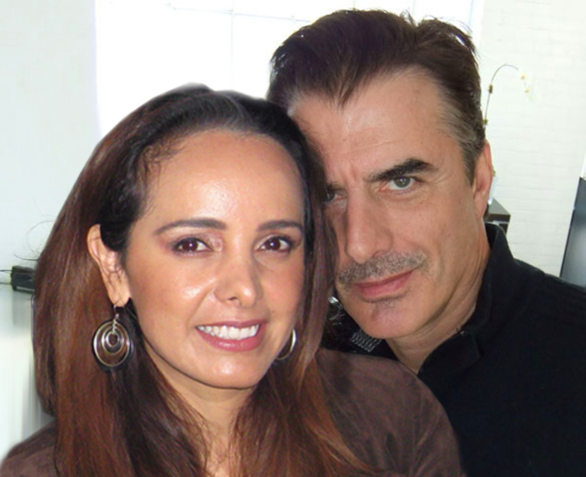 Carmina with Chris Noth