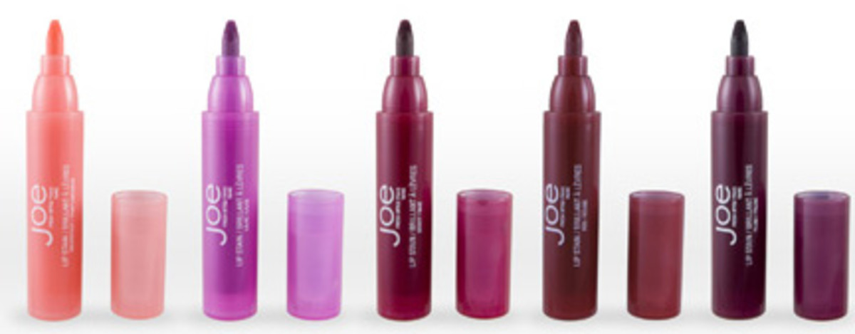 Joe Fresh Lip Stains