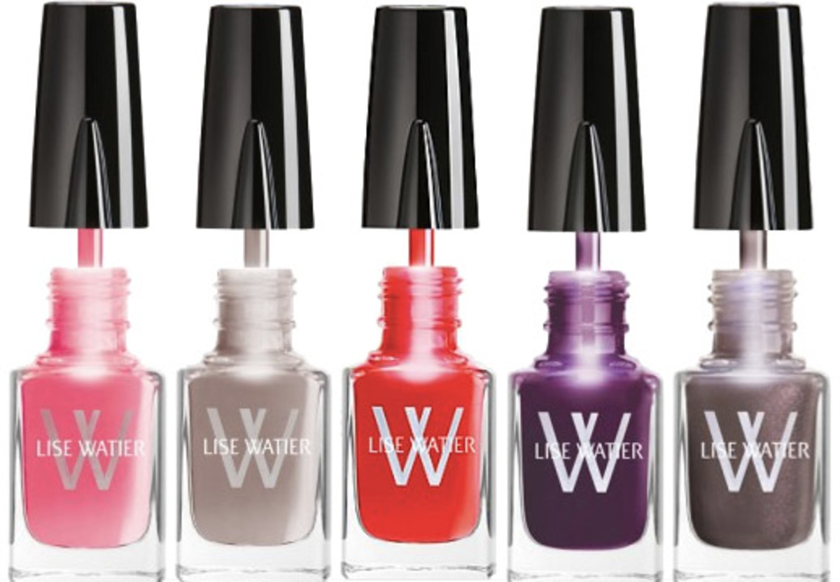 Lise Watier Light Cap Nail Polish