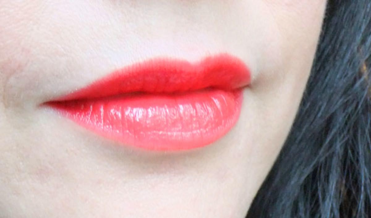 Lancôme Rouge in Love Lipstick in Dans Ses Bras