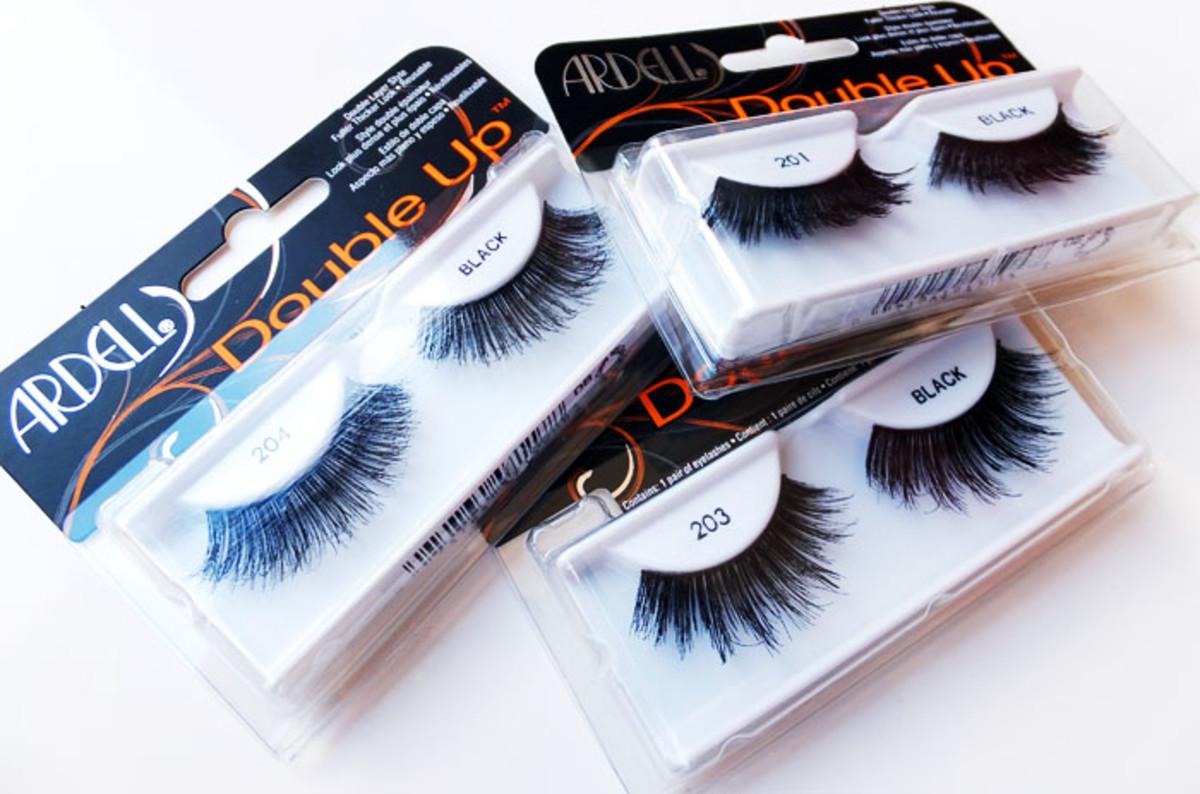 Ardell Double Up false eyelashes_Halloween