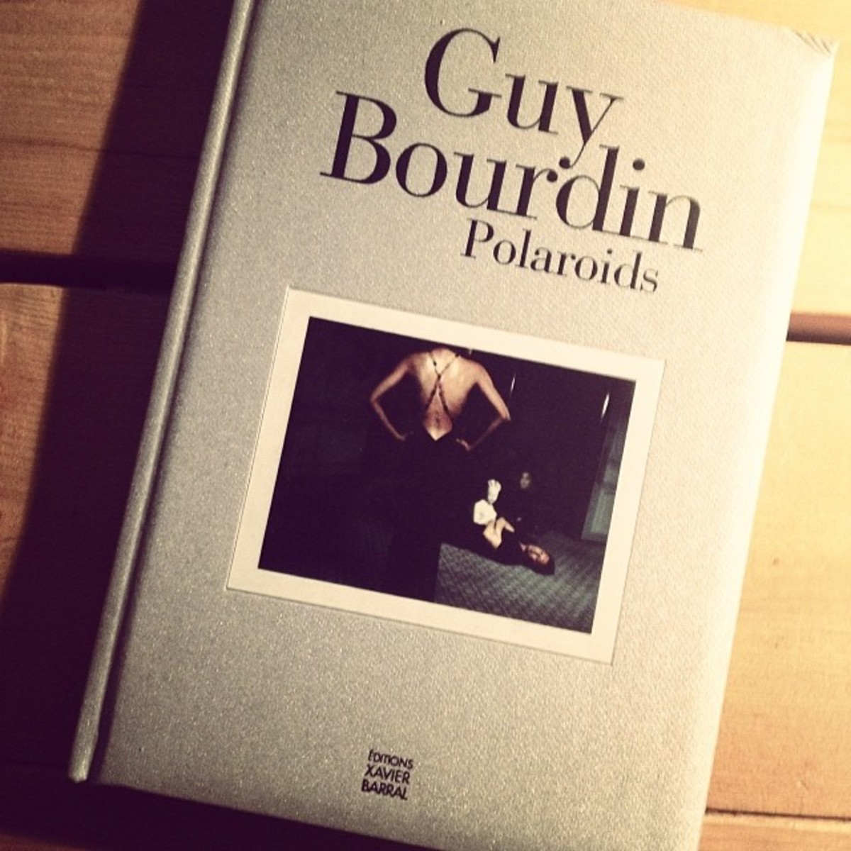 Guy Bourdin Polaroids_julie cusson instagram
