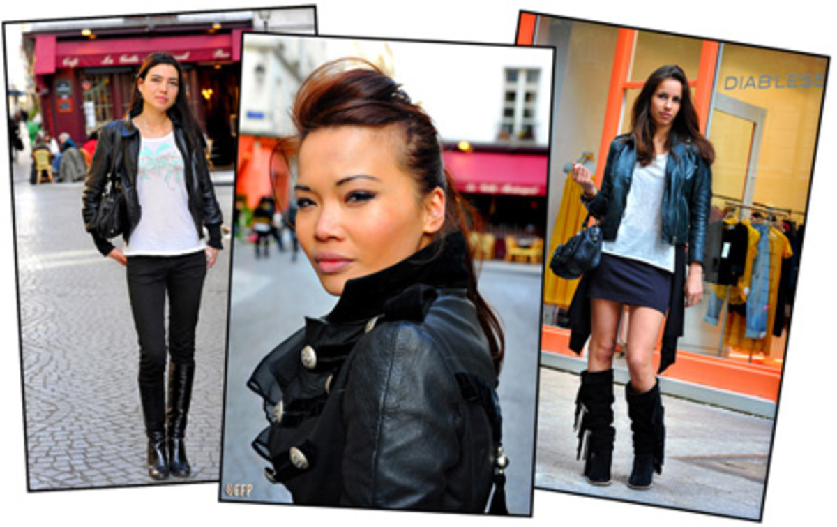 Parisian street fashion_easyfashion.blogspot.com
