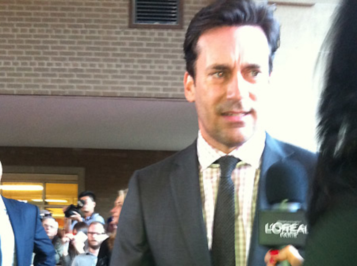Jon Hamm at Friends w Kids_TIFF 2011