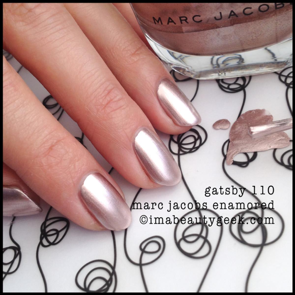 Marc Jacobs Gatsby 110 Enamored Nail Polish