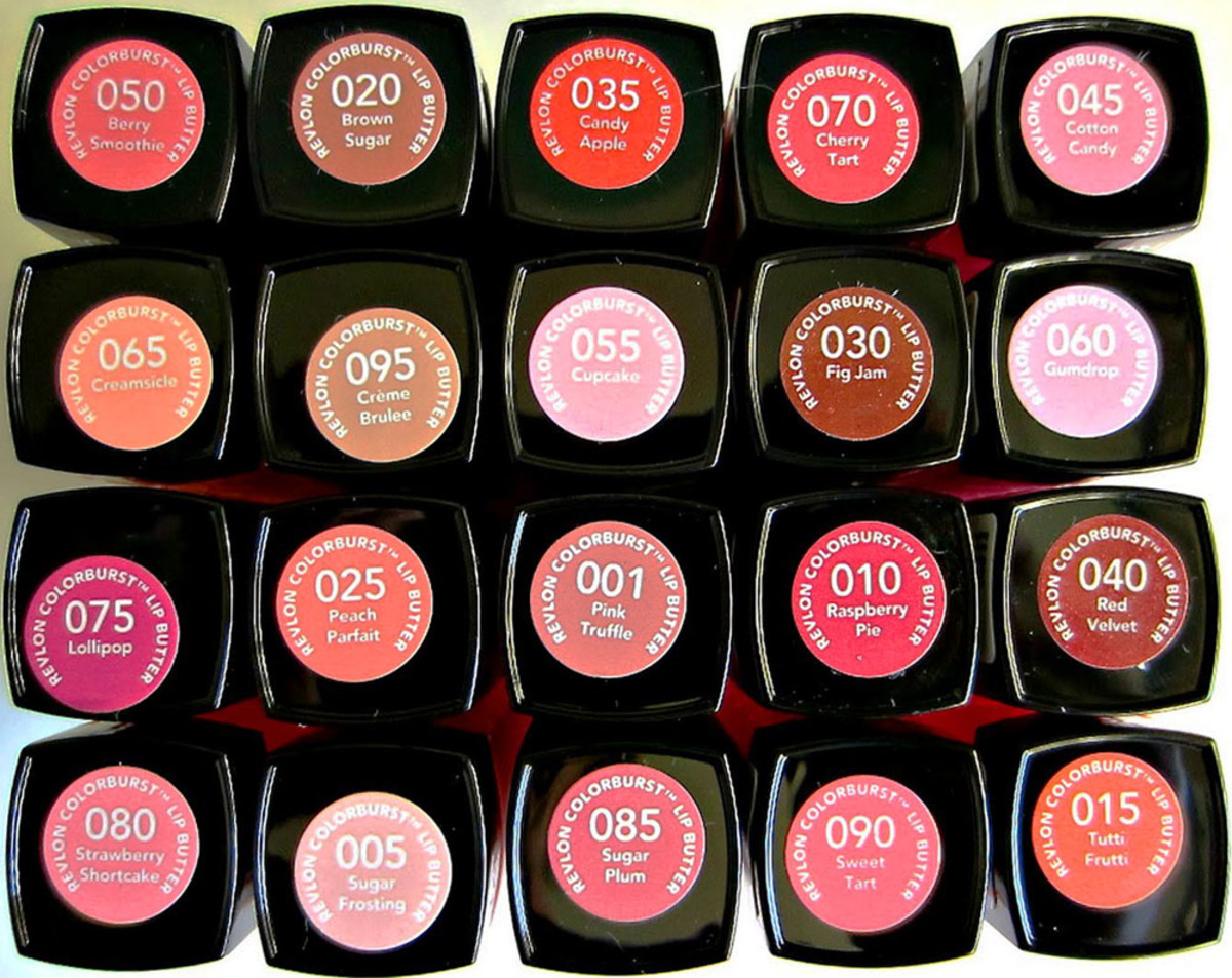 Revlon ColorBurst Lip Butters_Body and Soul photo