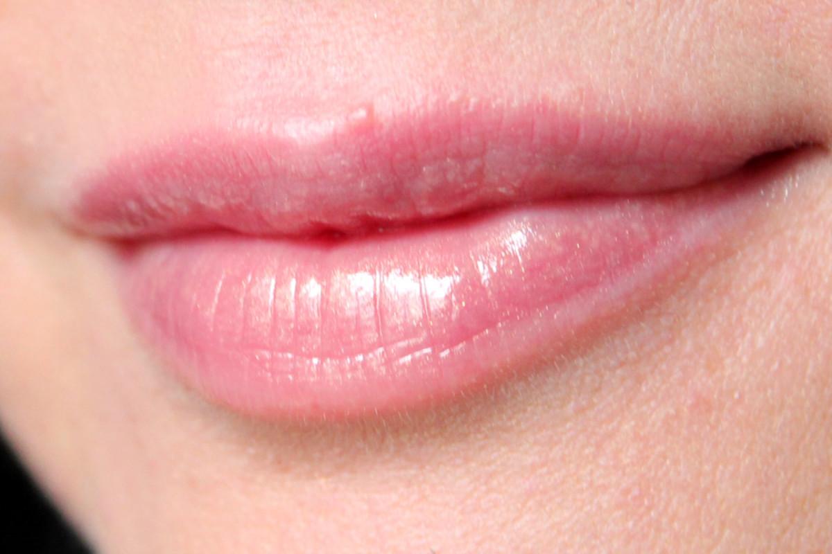 Bite Agave Lip Mask in Champagne