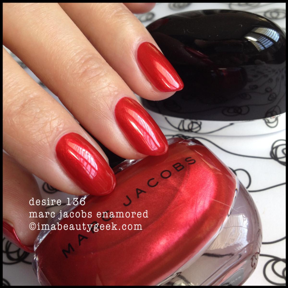 Marc Jacobs Enamored Desire 136