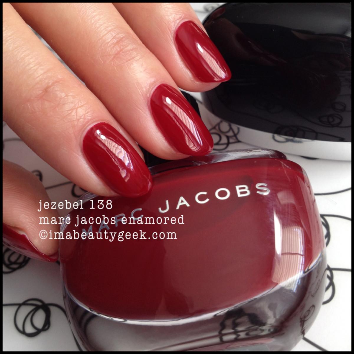 Marc Jacobs Enamored Jezebel 138